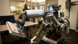 Service Robots Aim to Please