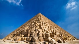A Ramp Contraption May Have Been Used to Build Egypt's Great Pyramid