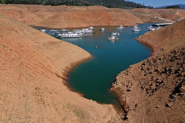 Drought Threatens to Close California Hydropower Plant for First Time
