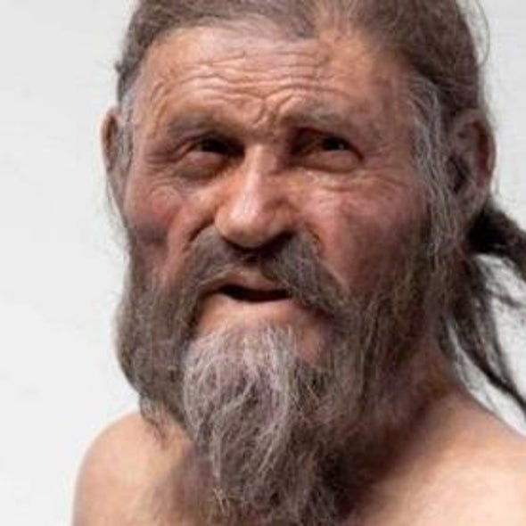 Iceman Mummy Finds His Closest Relatives