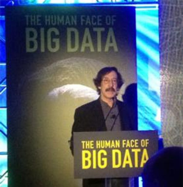 Information Nation: Digital Social Experiment to Put a Human Face on Big Data