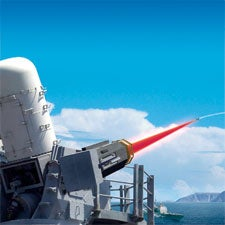 U.S. Navy Laser Weapon Shoots Down Drones in Test [Video]