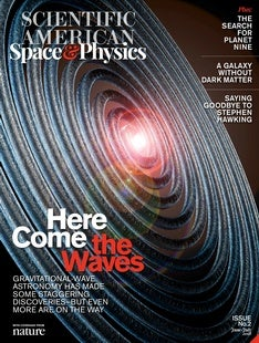 Scientific American Space & Physics, Volume 1, Issue 2