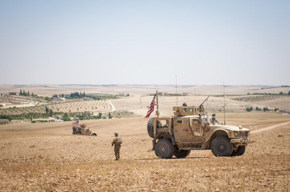 Military Operations Will be Strained by Climate Change