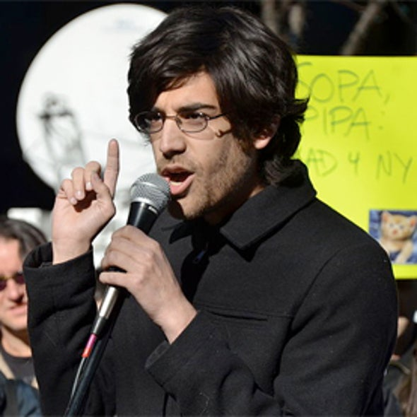 """Justice System """"Overreach"""" Blamed in Suicide of Open-Access Technology Activist"""
