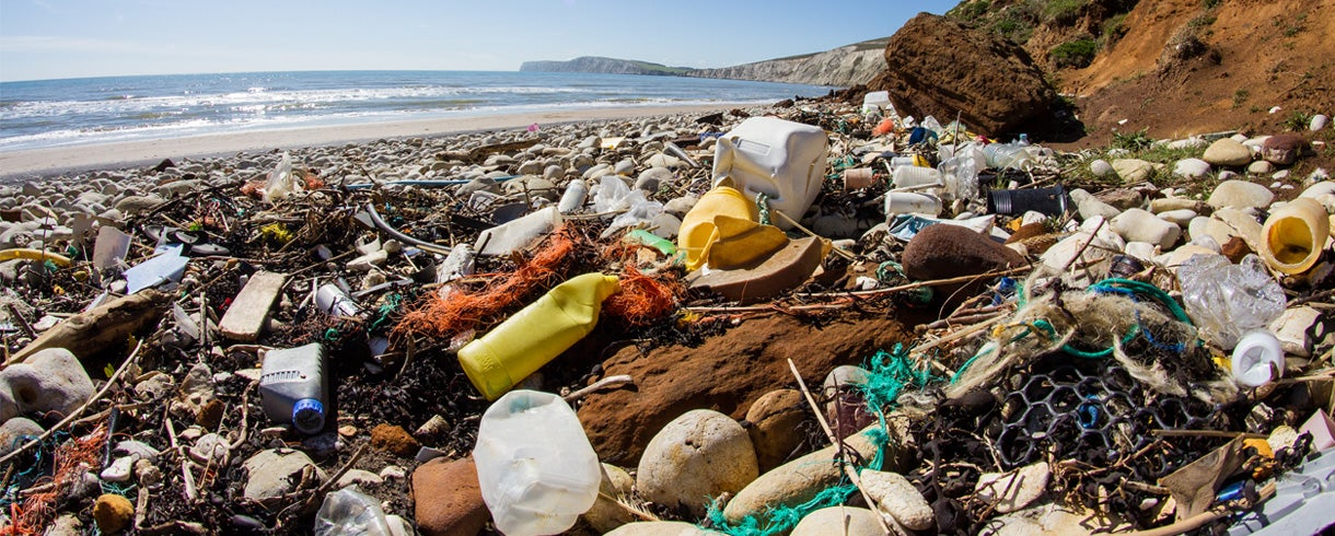 How Plastic Became a Plague