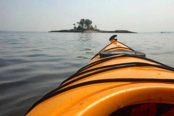 Channeling Thoreau: 24 Hours on Pea Island