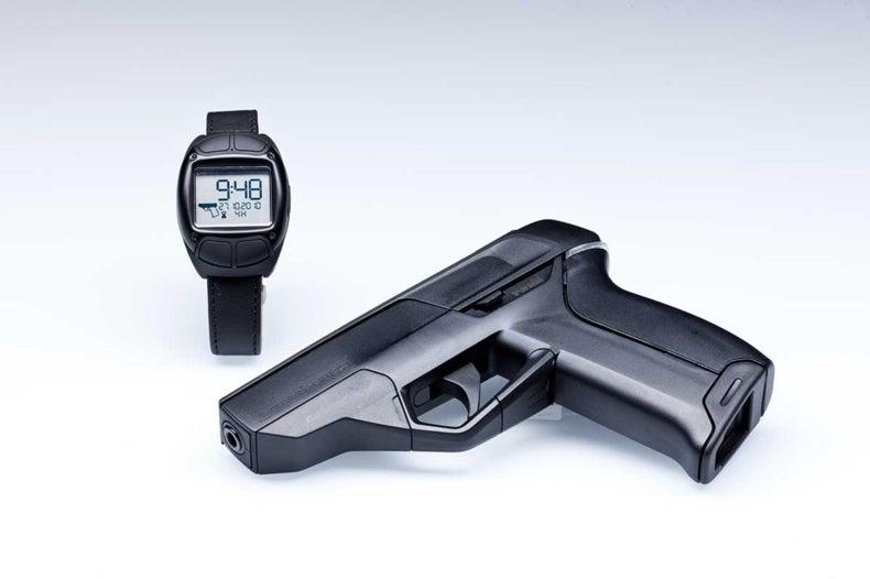 """The Conversation: What Makes a """"Smart Gun"""" Smart?"""