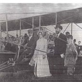 CURTISS AT THE CONTROLS: