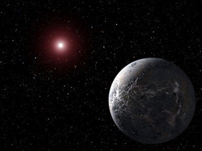 Pint-Size Exoplanet