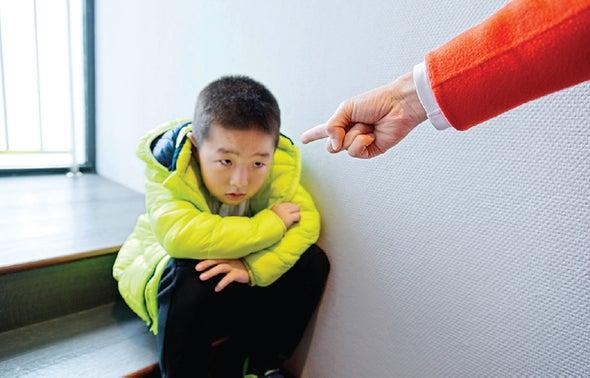 Harsh Parents Raise Bullies--So Do Permissive Ones