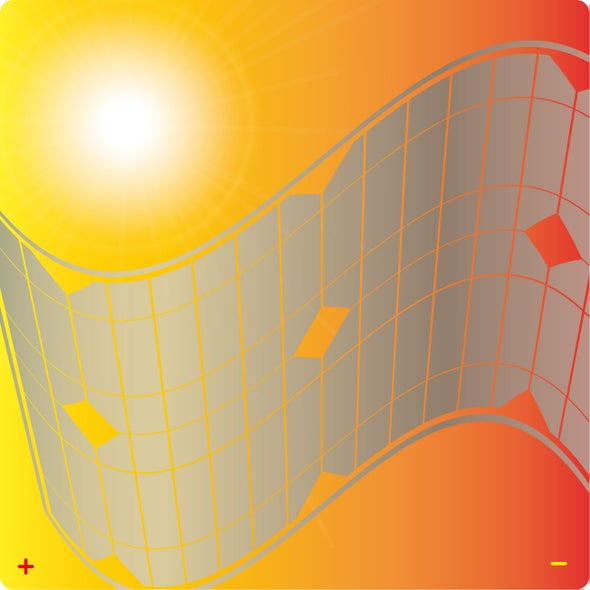 Perovskite Solar Cells Supercharge Electricity Production