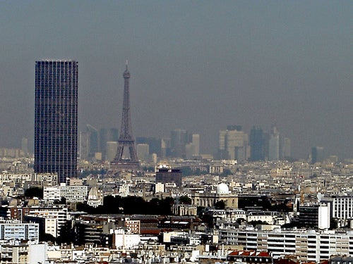 Pollution Spikes Send Europe Scrambling for Emission Controls