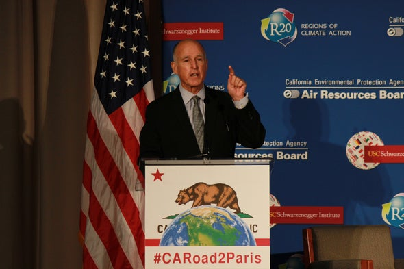Climate Action May Be Boosted by California's Democratic Supermajority