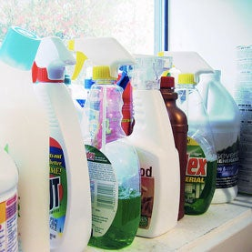 Household Cleaners to be Reformulated to Clean Up California Smog