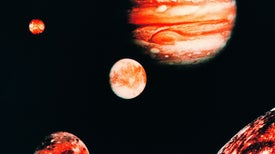 Jupiter Moon to Be Searched for Life