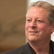 Al Gore Says Climate's Best Hope Lies in Cities and Solar Power