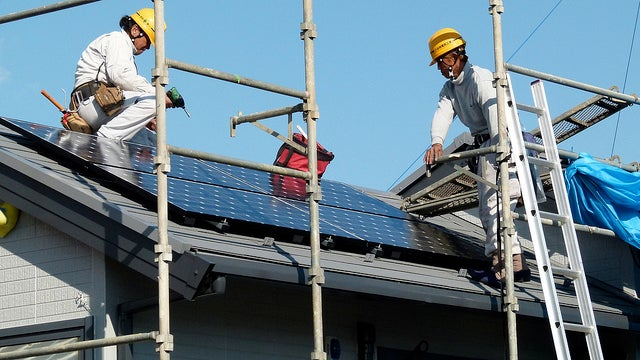 Power Companies in Japan Move to Restrict Solar
