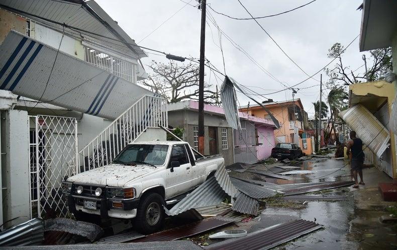 Hurricane Maria Takes a Toll on Global Medical Supplies
