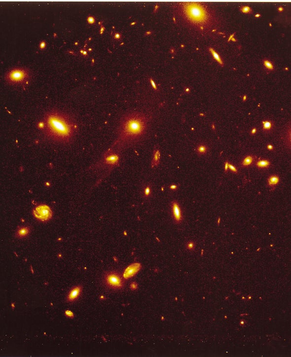 The Evolution of the Universe - Scientific American