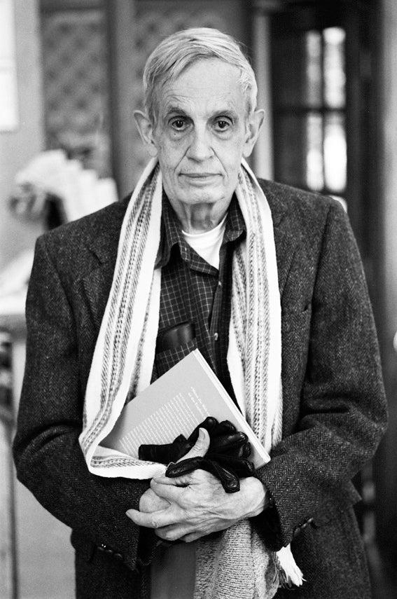 "John Nash, Mathematician Who Inspired ""A Beautiful Mind"", Killed in Car Crash"
