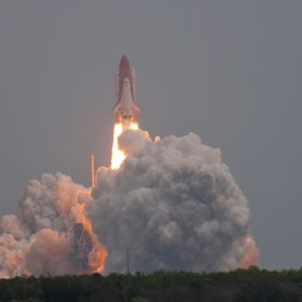 Final Space Shuttle Launch in Pictures [Slide Show]