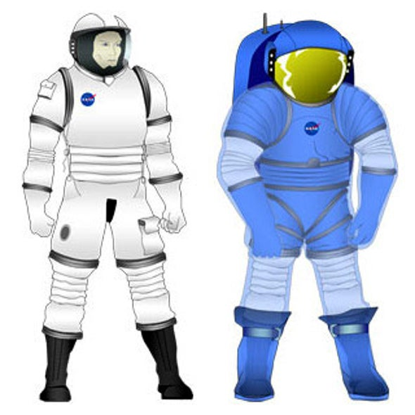 News Bytes of the Week--Tres Haute Fashion: Astronauts Get New Duds