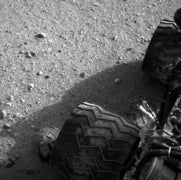 Road Trip!: Curiosity Gets Gritty as it Embarks on Its Journey