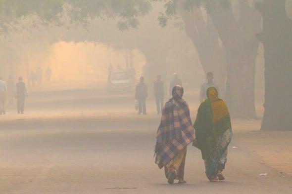 New Delhi Car Ban Yields Trove of Pollution Data