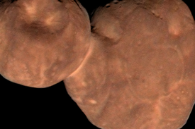 Meet Arrokoth: Ultima Thule, the Most Distant Object Ever Explored, Has a New Name