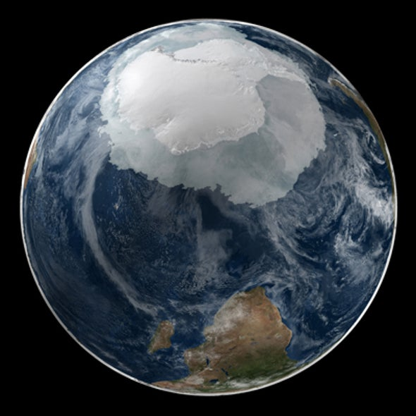 Melting Antarctica Could Drown Coasts Much Sooner Than You Thought