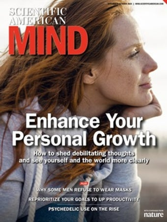 Scientific American Mind, Volume 31, Issue 5