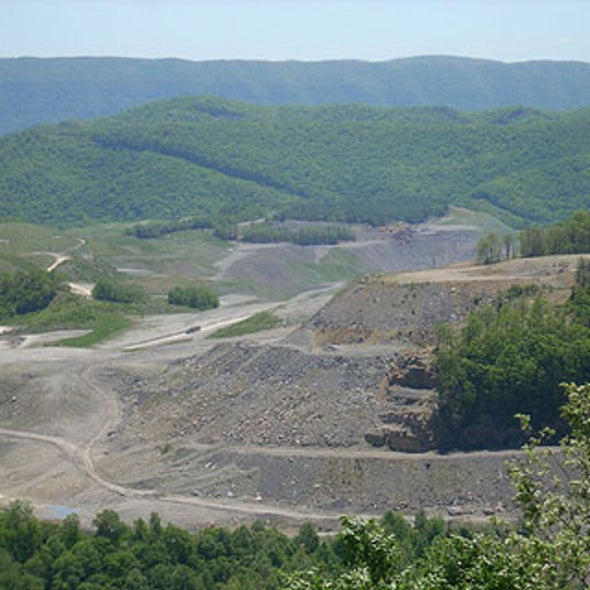Obama Puts Brakes on Mountaintop Removal