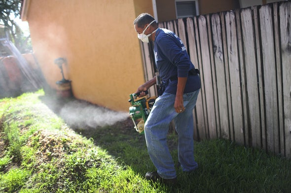 U.S. Warns Pregnant Women to Avoid Zika Area in Florida