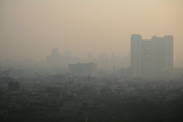 Cleaning Up Air Pollution May Strengthen Global Warming