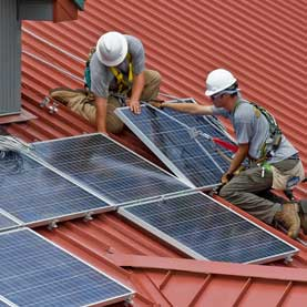 Can Solar Challenge Natural Gas?