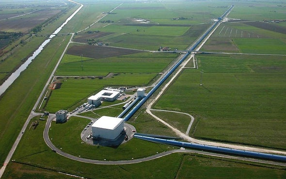 LIGO's Underdog Cousin Ready to Enhance Gravitational-Wave Hunt