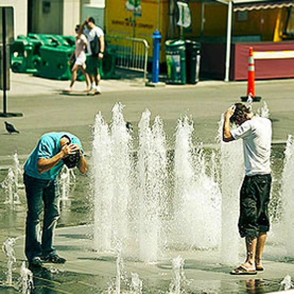 Scientists Discover Clue to Longer-Range Heat Wave Prediction