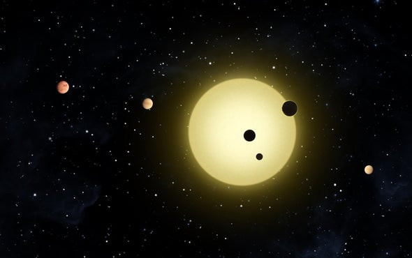 Astronomers Use Shadowy Alien Worlds to Peer Inside Stars