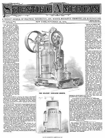 November 28, 1874