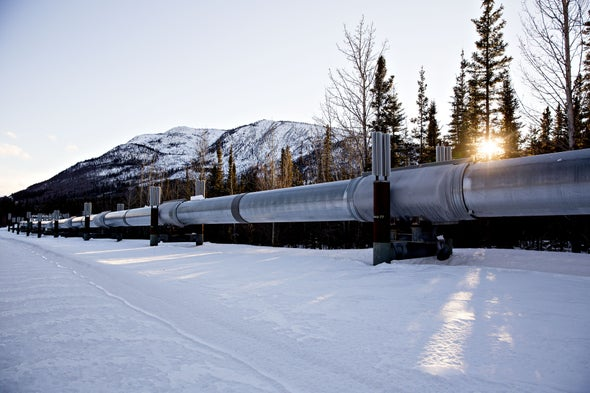 Alaska Wants to Fight Warming While Still Drilling for Oil