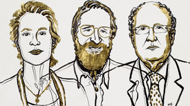 Better Living through Evolution: Nobel Prize in Chemistry