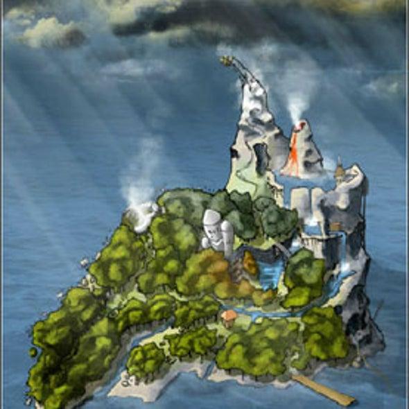 被遗忘的岛屿