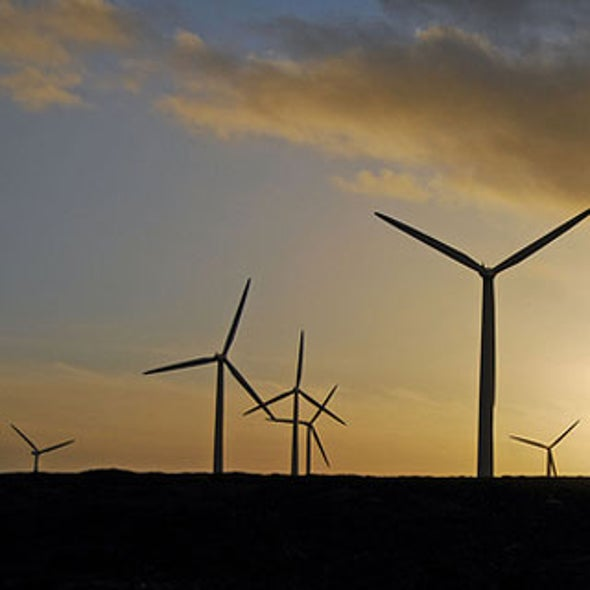 Renewable Resources Can Power U.S., Even Southeast
