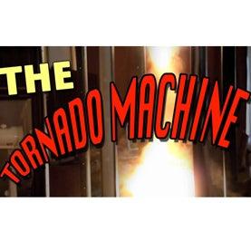 Tiny Tornado Hits Living Room