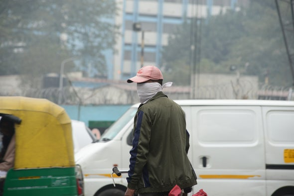 Can Delhi Save Itself from Its Toxic Air?