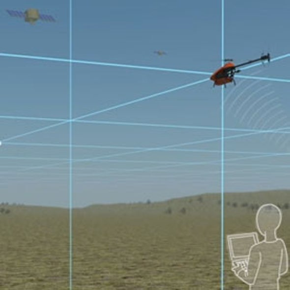 Could Civilian Drones Become Lethal Projectiles? [Video]