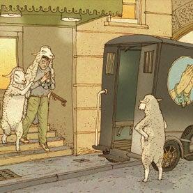 Man in Sheeps cloth