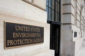 EPA Head Targets