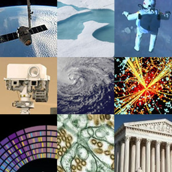 The Top 10 Science Stories of 2012